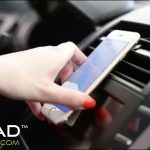 anti-gravity phone case, mount, holder, skin, cover. Stick device to any surface (wall, car dashboard)